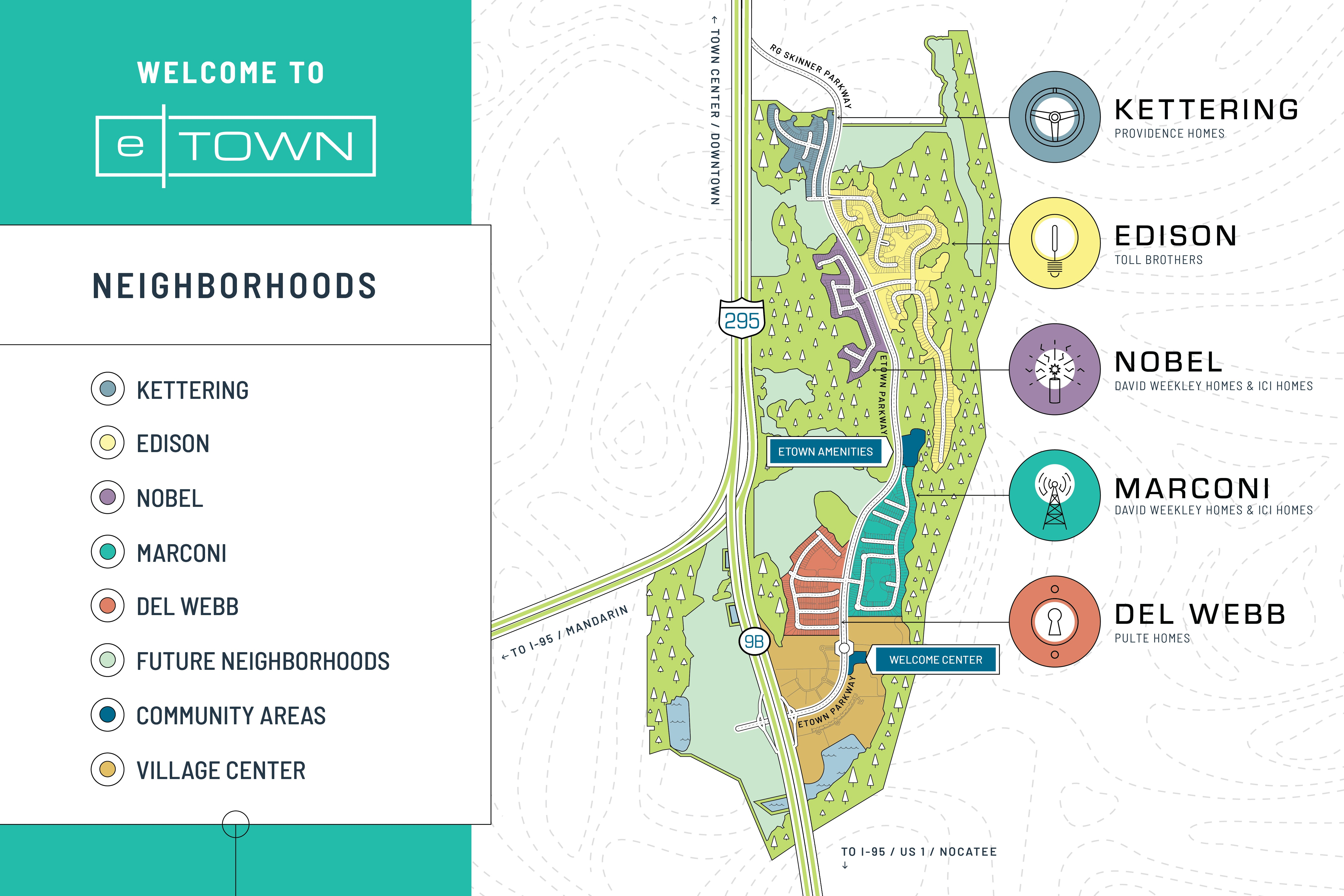 Elizabethtown College Map eTown Maps