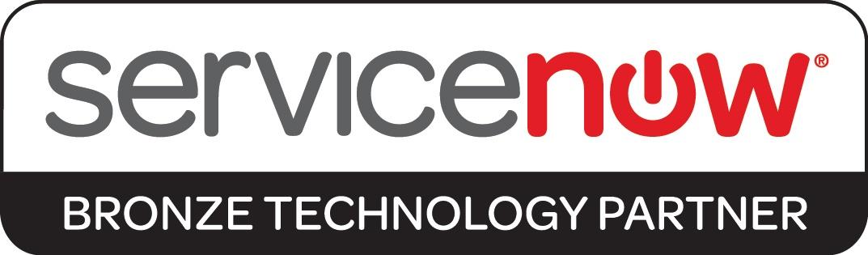 ServiceNow Bronze_Tech_Logo