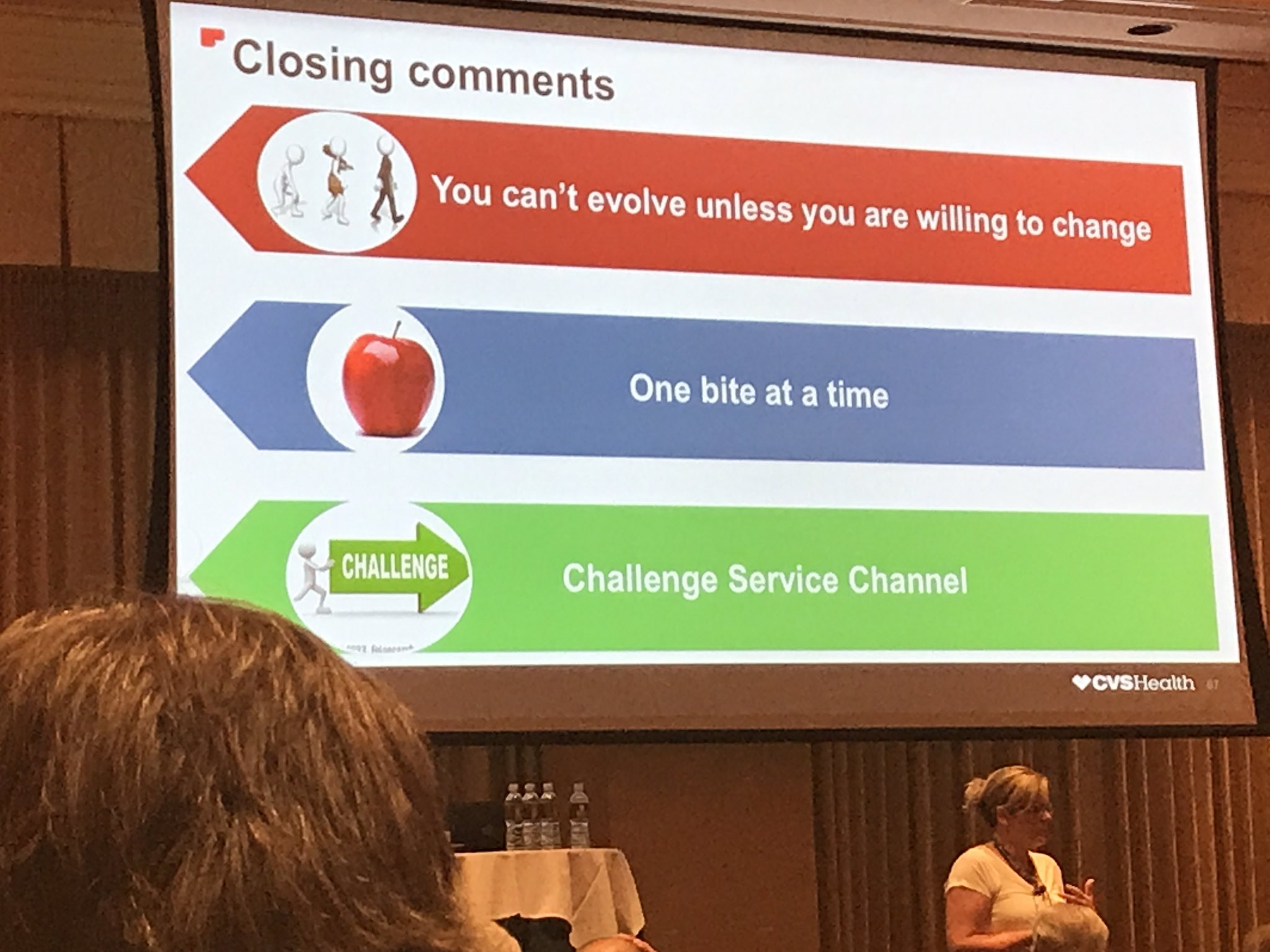 Deb Millette, CVS Health, ServiceChannel CONNECT User Grop