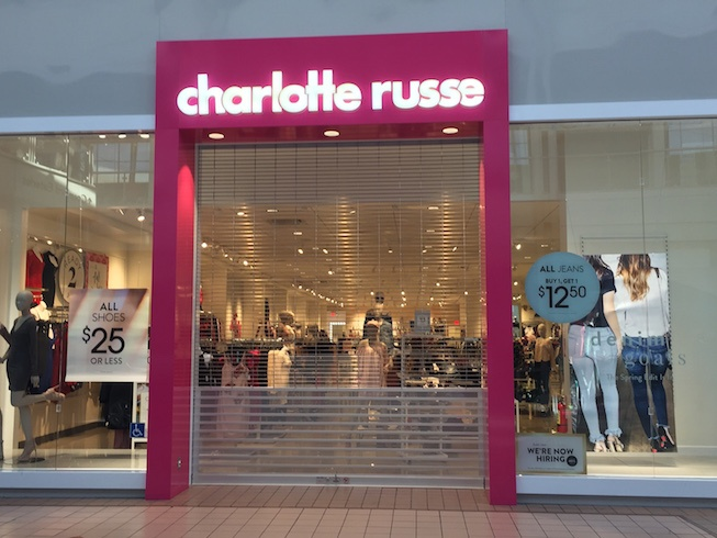 Charlotte Russe Store