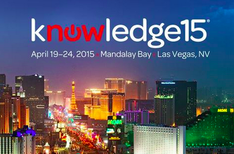 ServiceNow Knowledge15