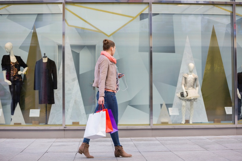 Brand uptime inspires shoppers
