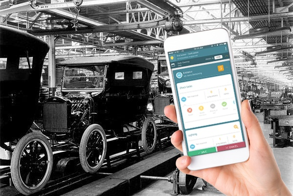 Archaio mobile facilities inspection app