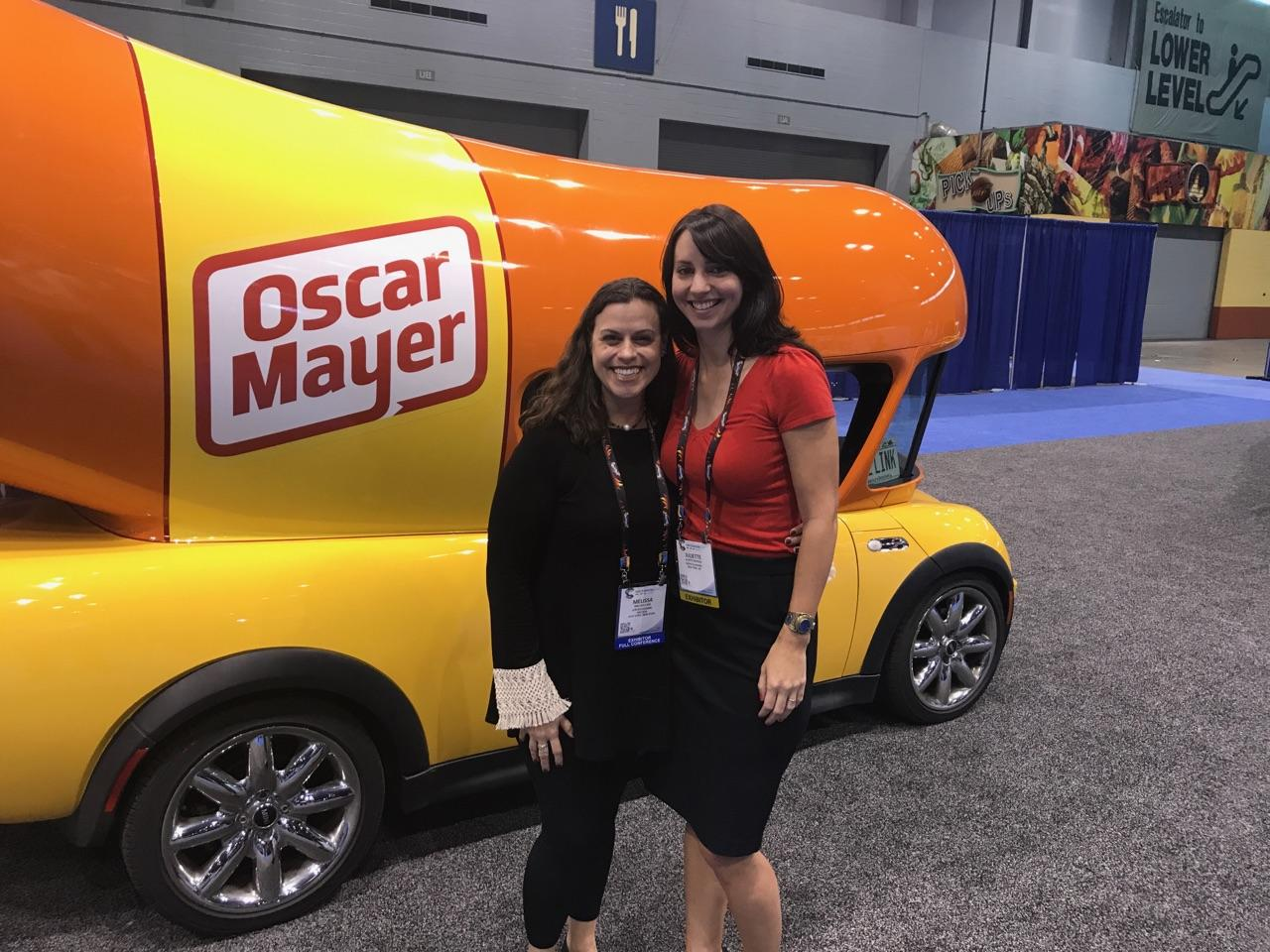 ServiceChannel takes a ride with Oscar Mayer