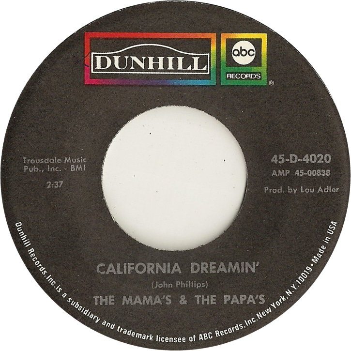 The-mamas-and-the-papas-california-dreamin-dunhill