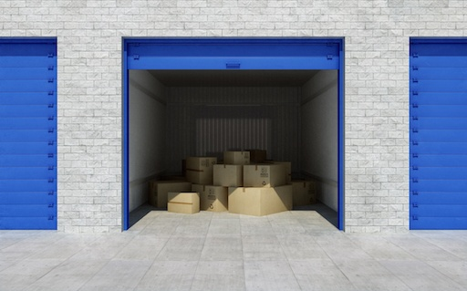 Work order management for storage facilities