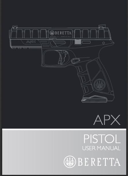 Firearms shotgun pistols product beretta manual.