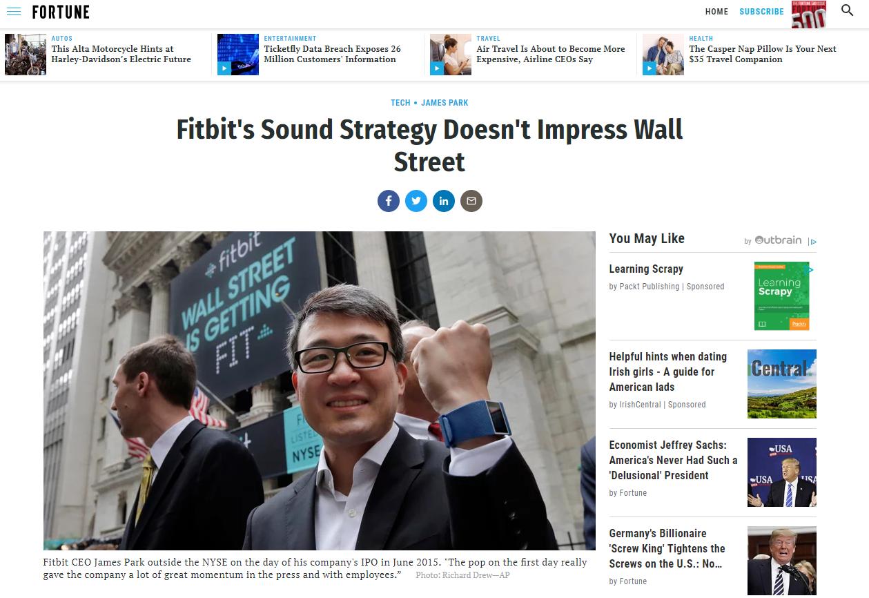 Web-scraped-alternative-financial-data-Fitbit-press-1