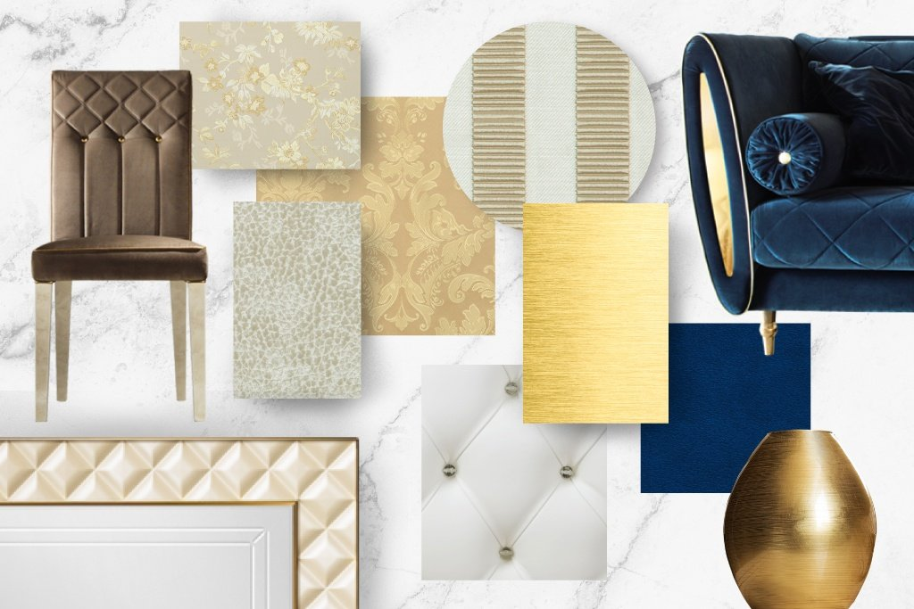5 Steps To Create An Interior Design Mood Board