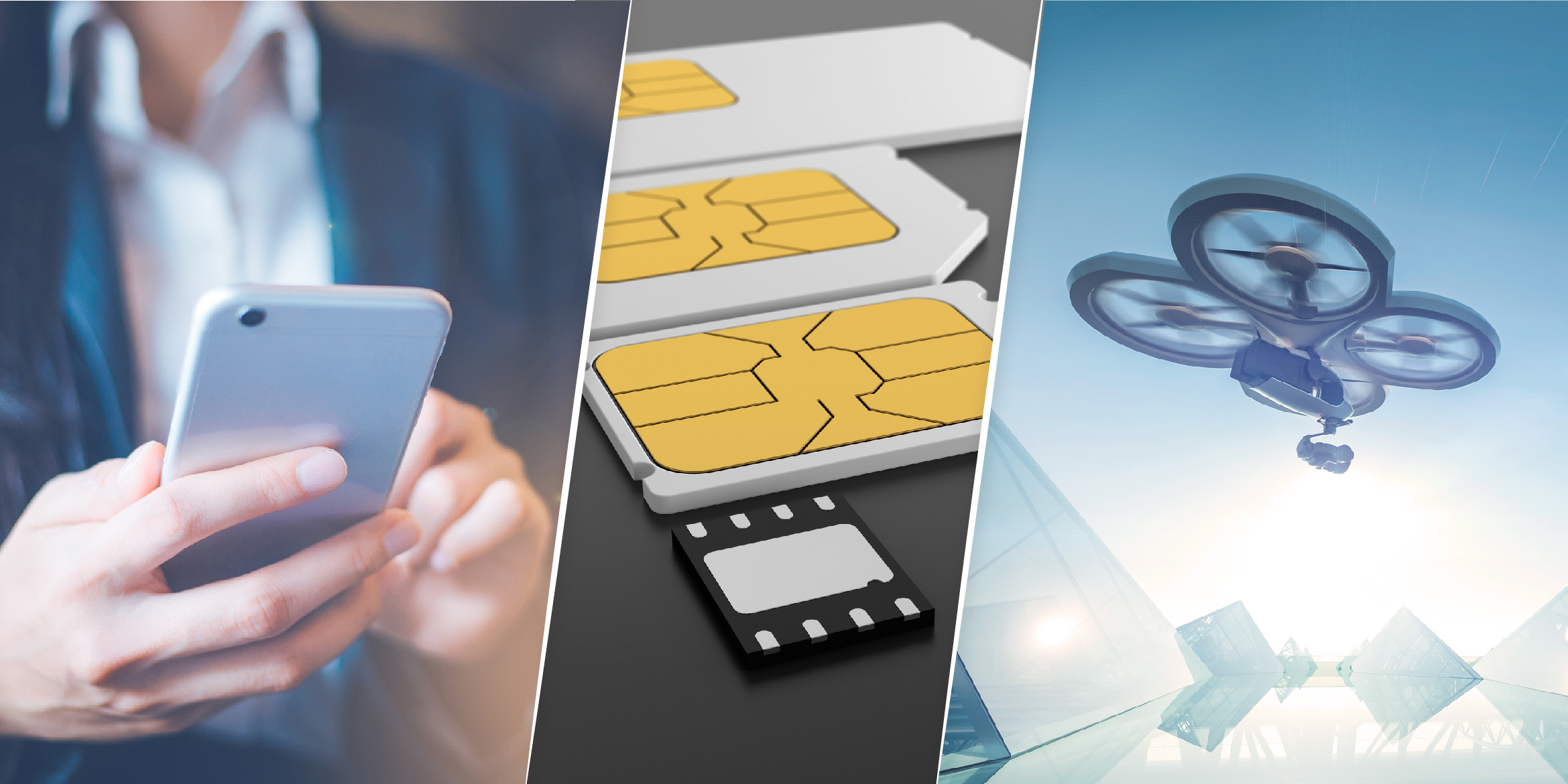 The Difference between a Regular Smartphone SIM and an IoT