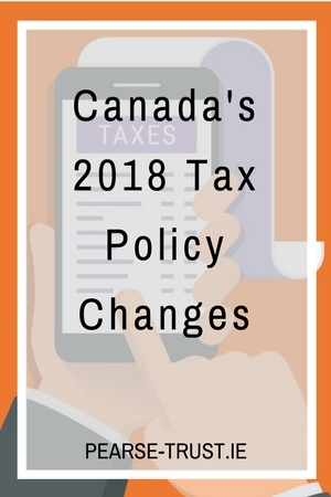 Canada's 2018 Tax Policy Changes