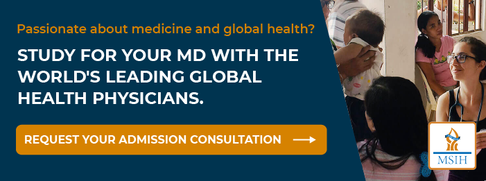 Understanding MSIH and the Medical School Application