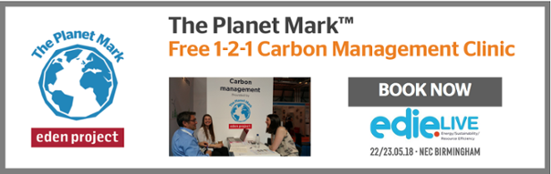 The Planet Mark™ Carbon Management Clinic returns to edie