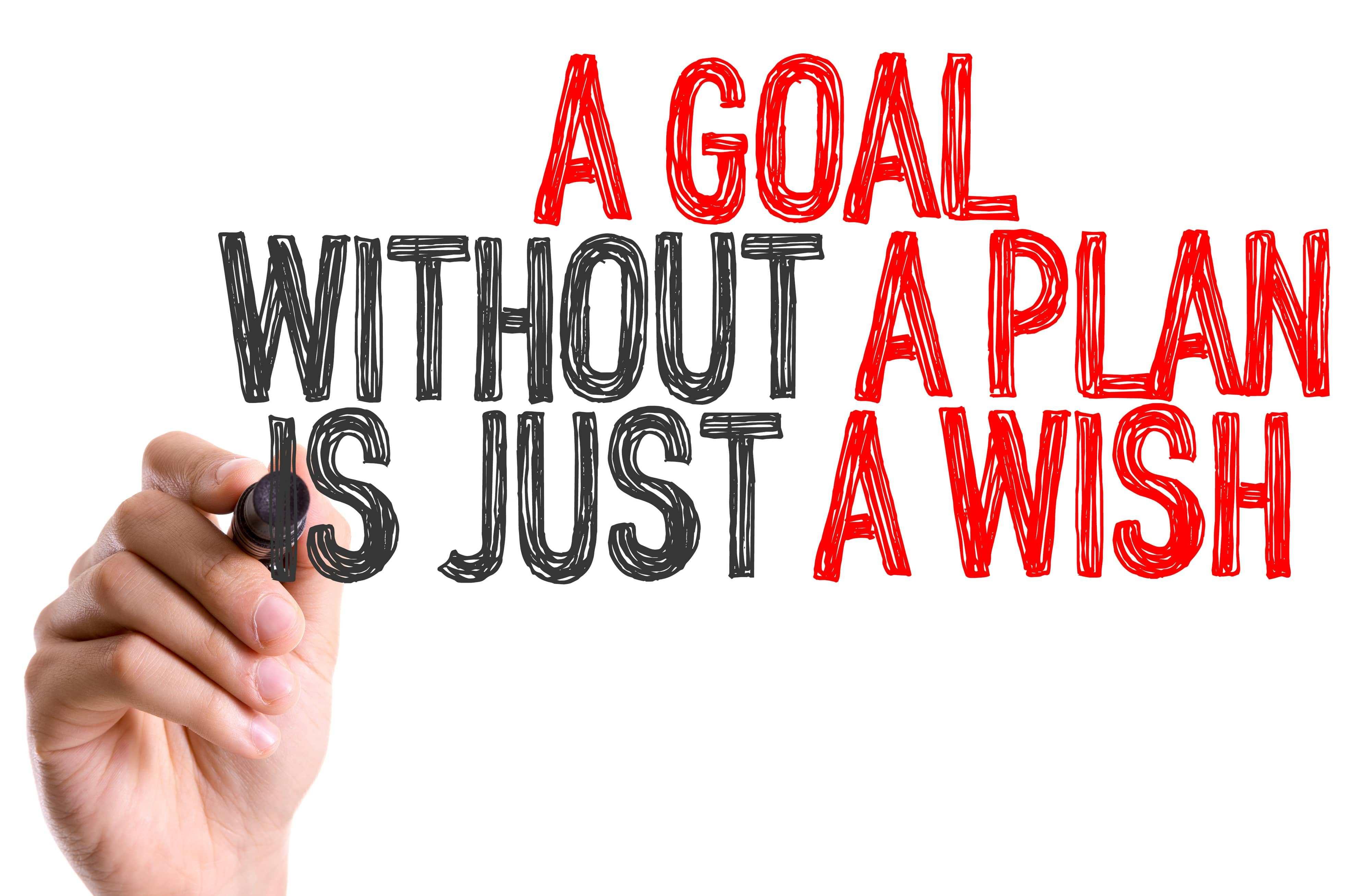 Goal-wo-plan