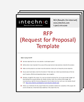 Website RFP Template