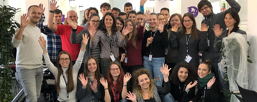 What do our new colleagues from CCC Brasov say about their job?
