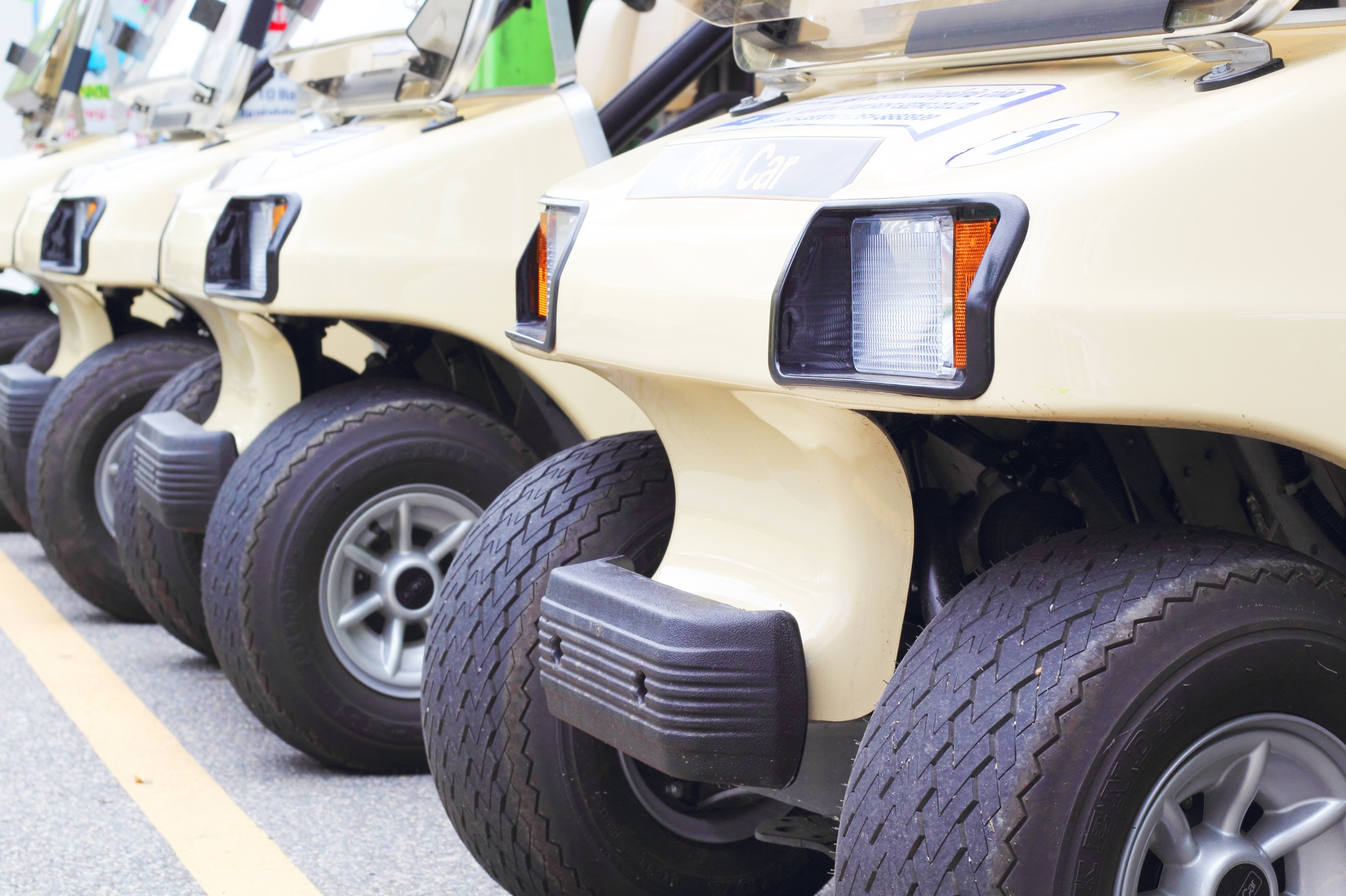 The Best Golf Cart Batteries Lithium Ion Vs Lead Acid
