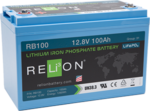 RELiON, a nationwide battery distributor, is the best resource for lithium-ion batteries.