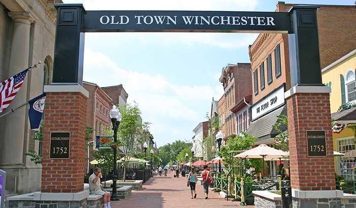 Old Town Winchester offers a special charm. Imagine East Ohio renovated and inviting.