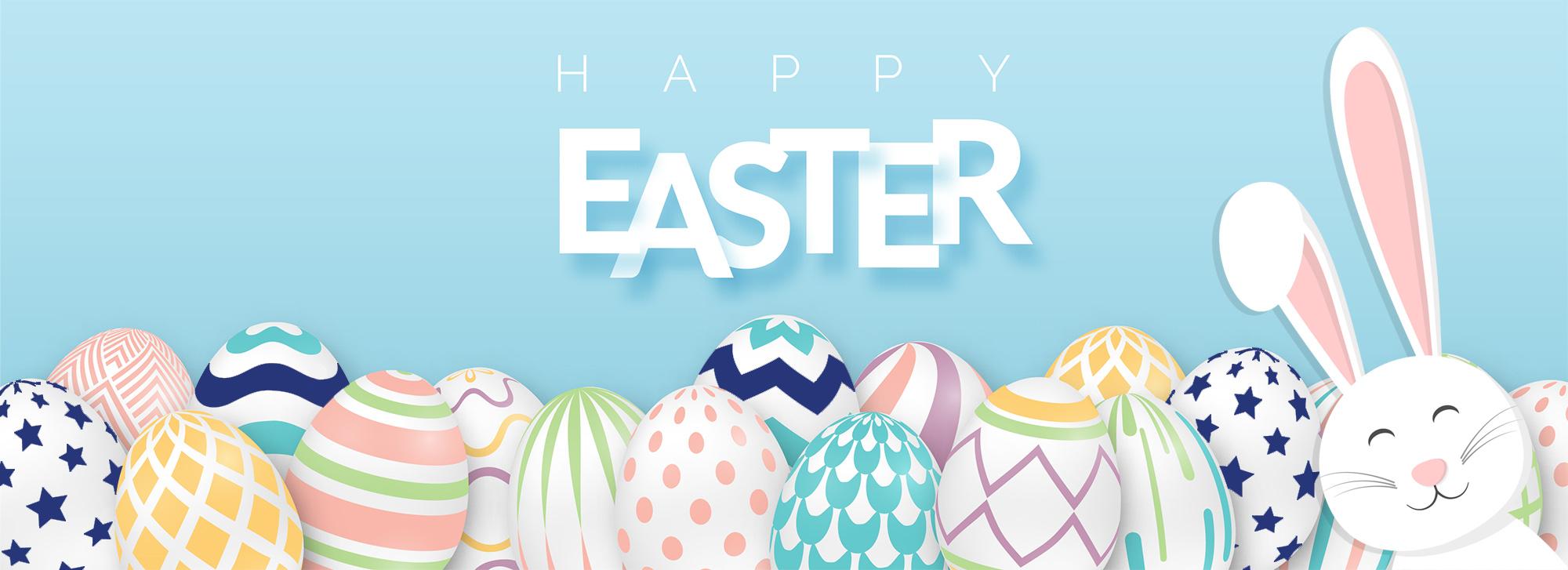 EM Easter Banner