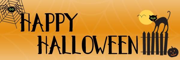 Happy Halloween - EM Banner