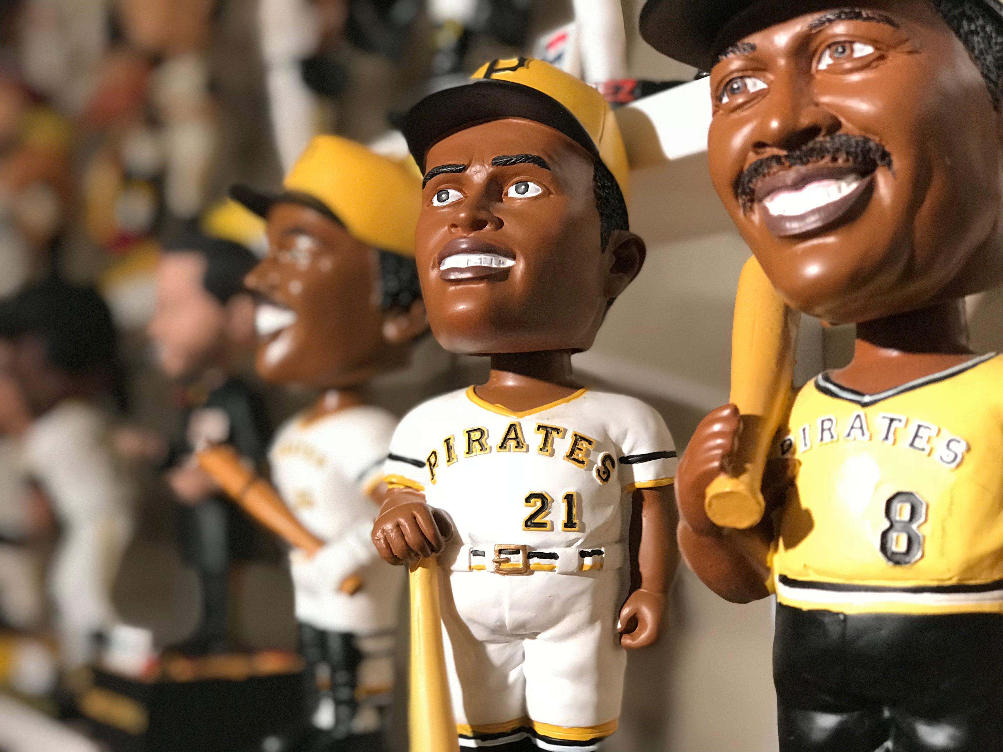 Pittsburgh Northside Agency bobbleheads