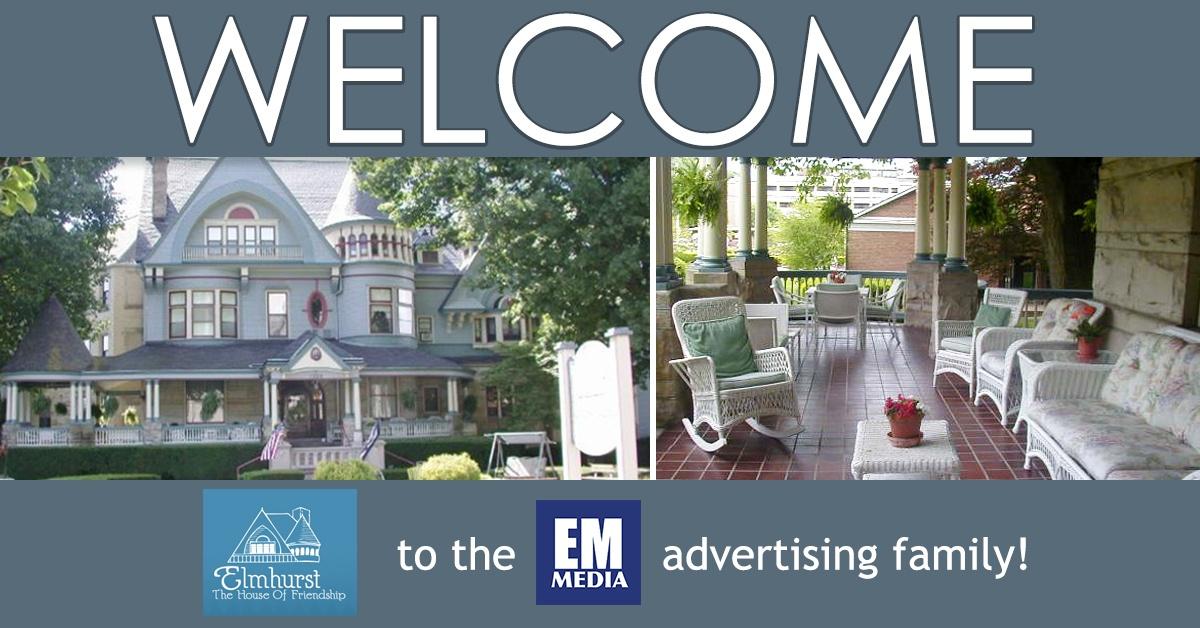 Welcome Elmhurst
