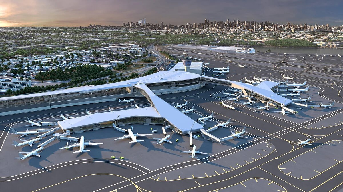 LaGuardia International Airport);