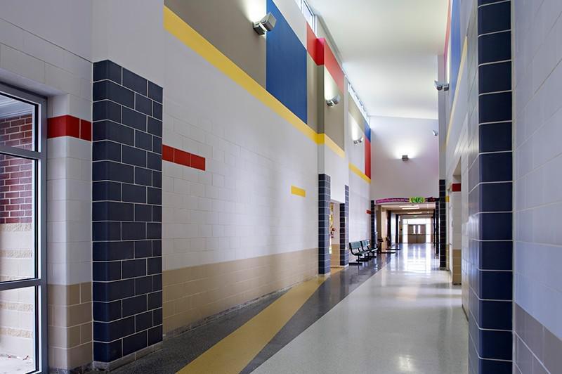 Joseph Davies Elementary);