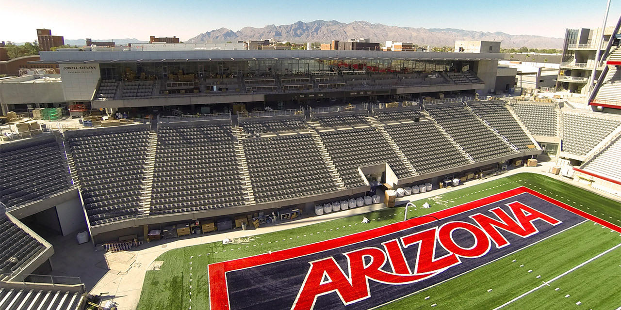 University of Arizona wildcats);