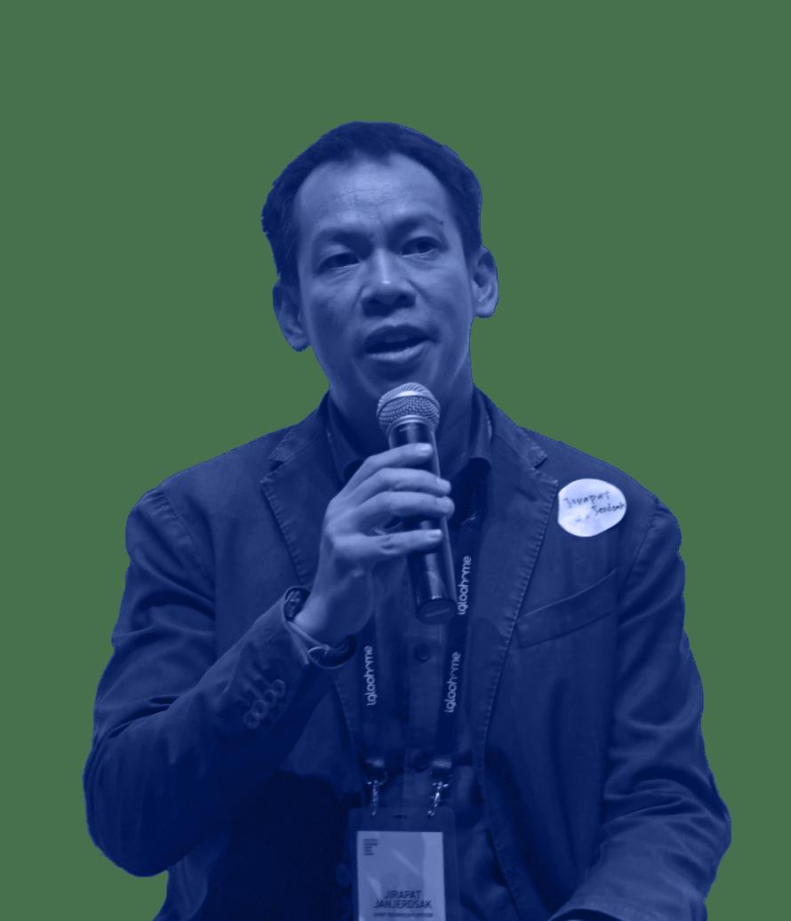 Jirapat Janjerdsak, CTO, Siri Ventures, Sansiri