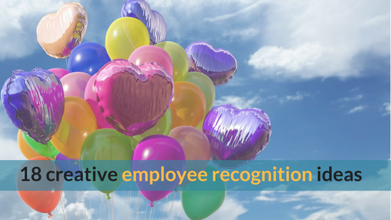 18 creative and sincere employee appreciation ideas
