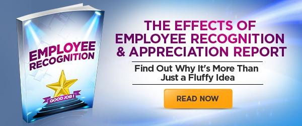 the effects of employee recognition appreciation report by tinypulse