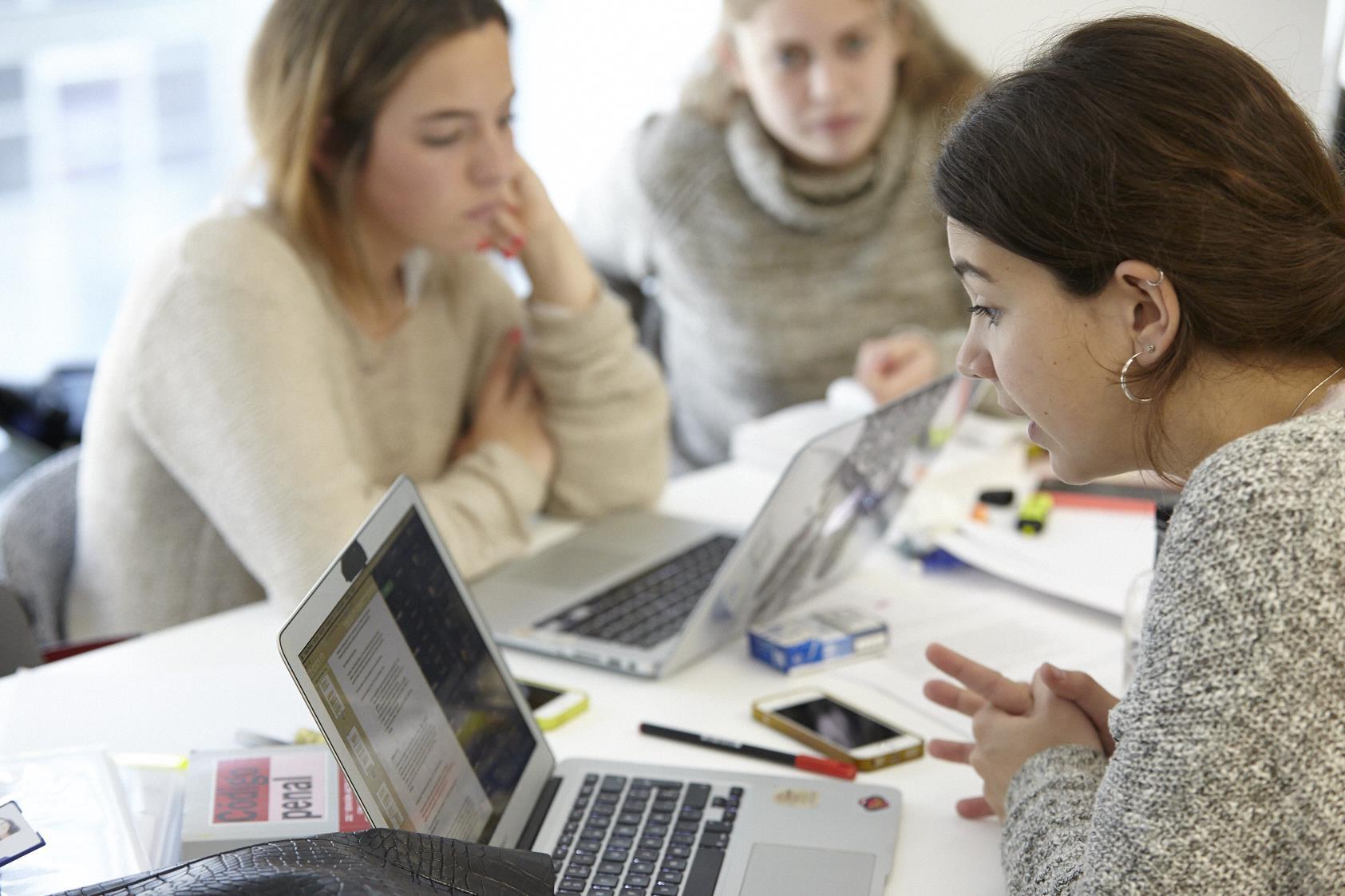 Women in Tech at IE University