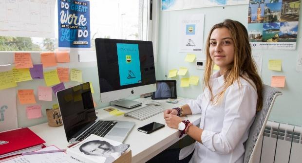 Young entrepreneurs: LuciaSanchezPozo