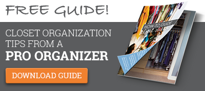 Free Guide! Tips From A Pro Organizer. Download Guide