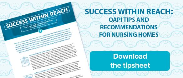 QAPI Program Should nursing homes do it themselves or hire a