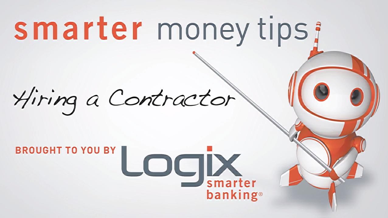 Hiring a contractor a logix video blog for Hiring a contractor
