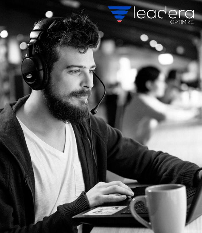 Leadera Optimize mejora el rendimiento de tu call center