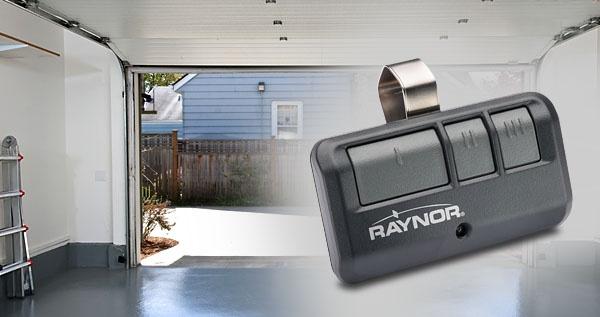 Garage Door raynor garage door opener remote : How To Program A Raynor Garage Door Remote Control
