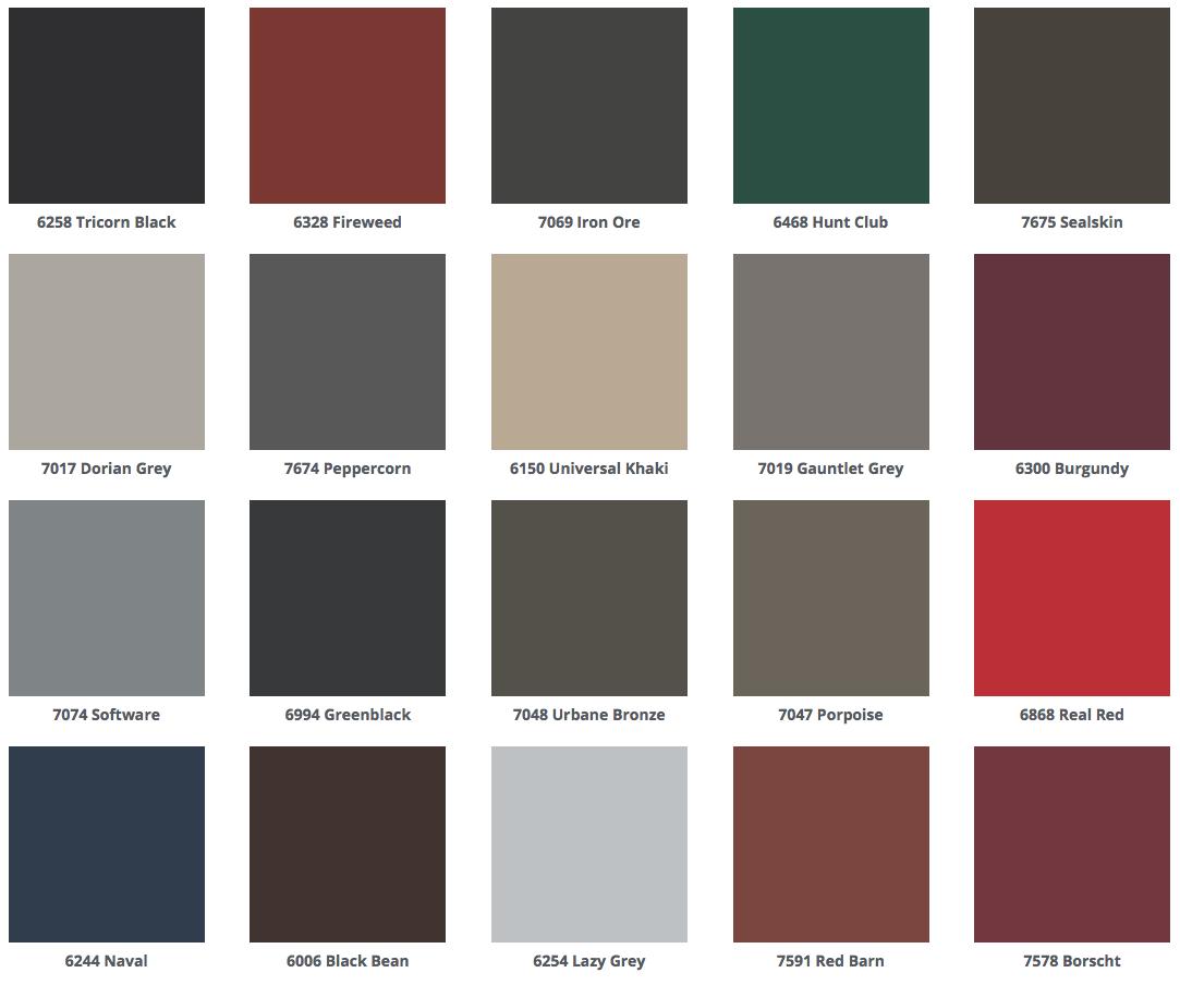 Top 20 Raynor Garage Door Custom Colors