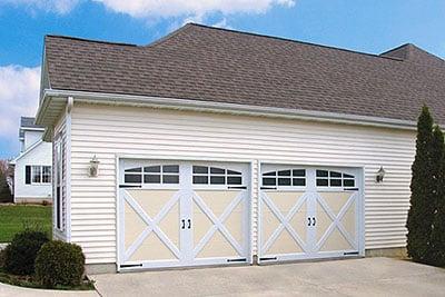 Rockcreeke garage doors by Raynor
