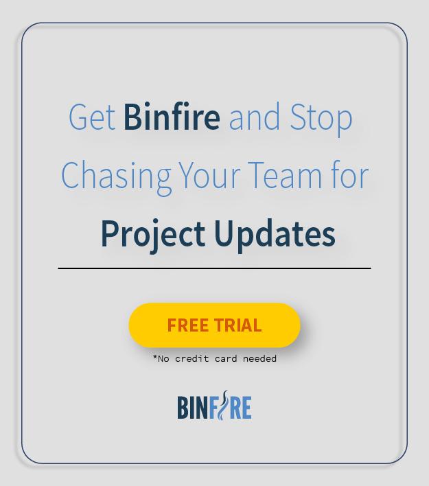 Get Binfire & Stop Chasing