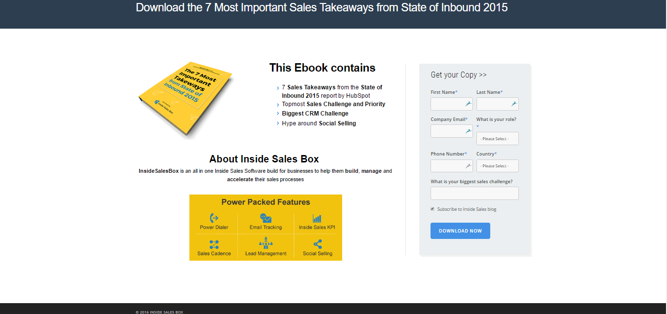 Download the 7 Most Important Sales Takeaways from State of Inbound 2015