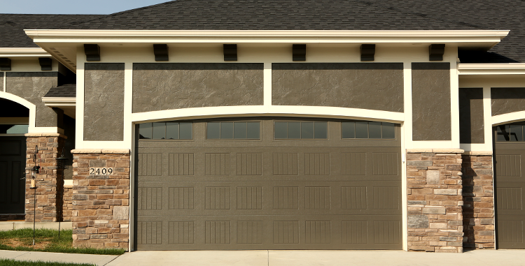 Design a beautiful garage door for your home for Beautiful garage doors