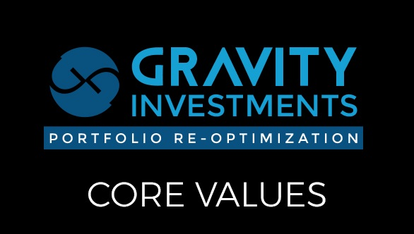 Gravity Investments Core Values