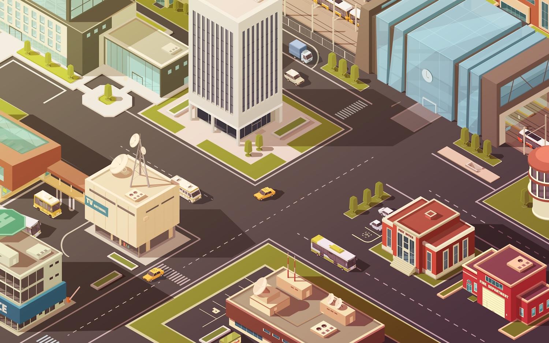 Sims City Smaller