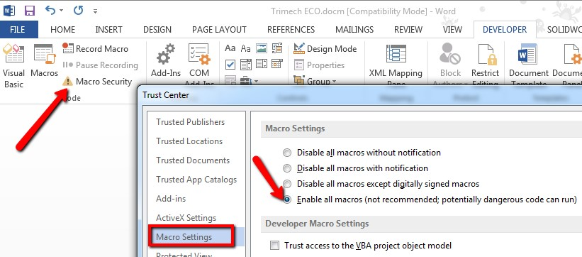SOLIDWORKS PDM (Part 2): Inserting Form Fields and Linking Microsoft