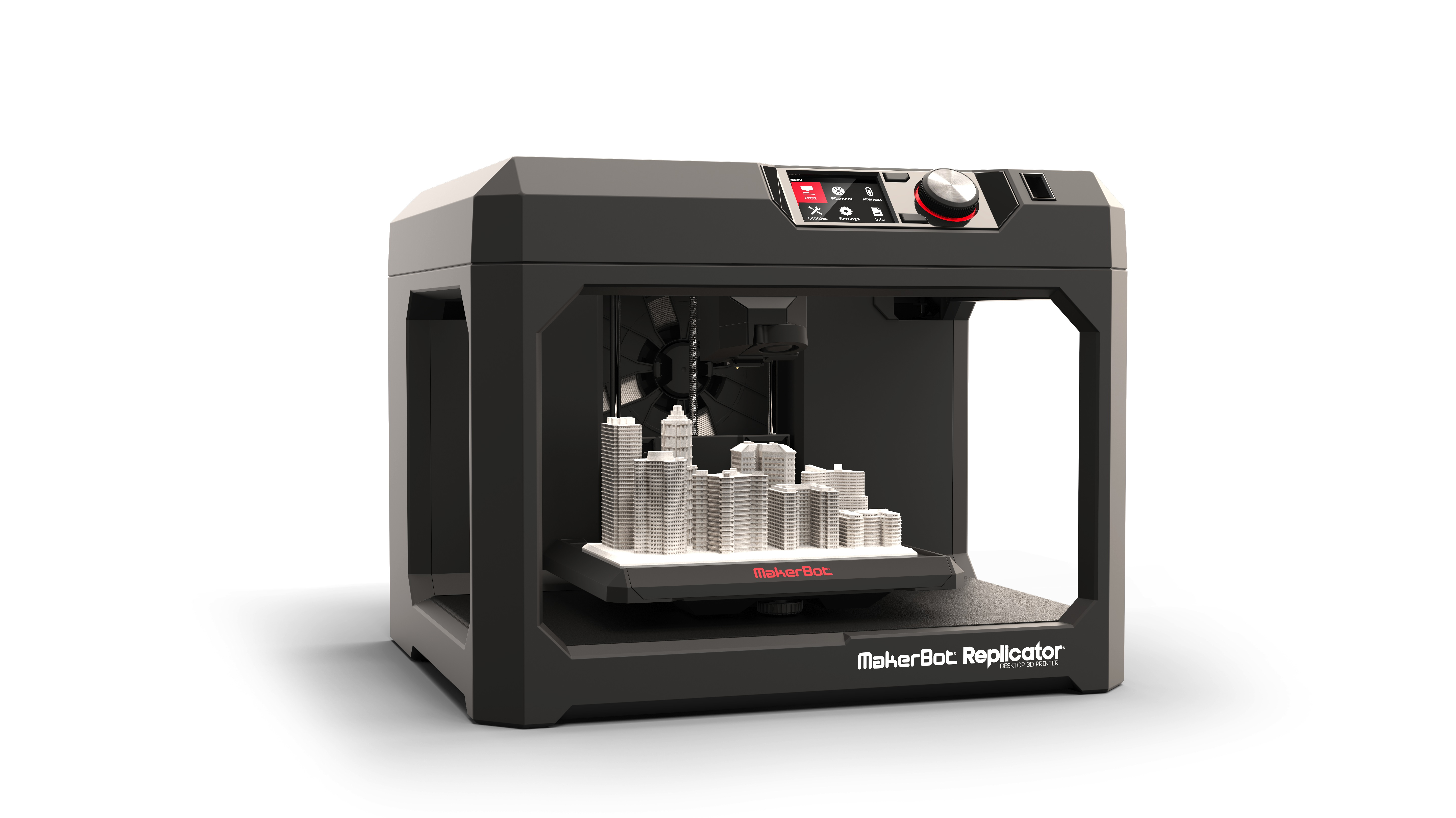 First Impressions Makerbot Replicator Vs Makerbot