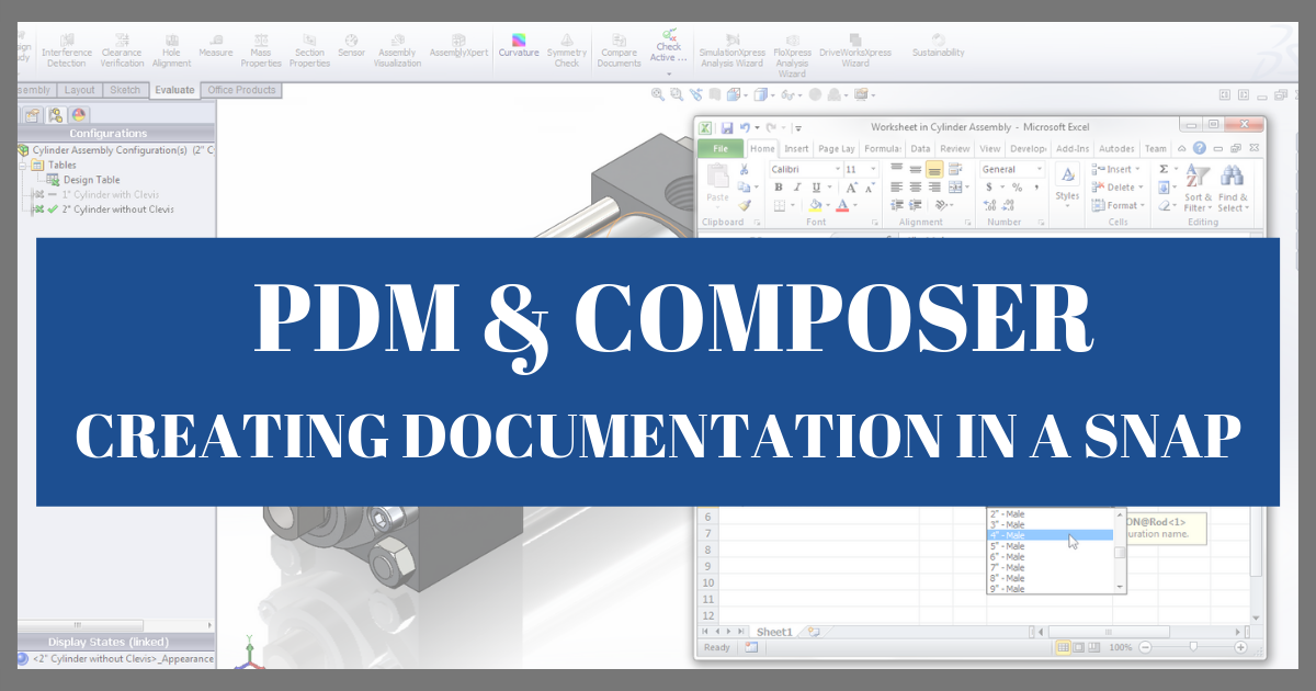 PDM & Composer: Create, Review And Publish Documentation In a Snap